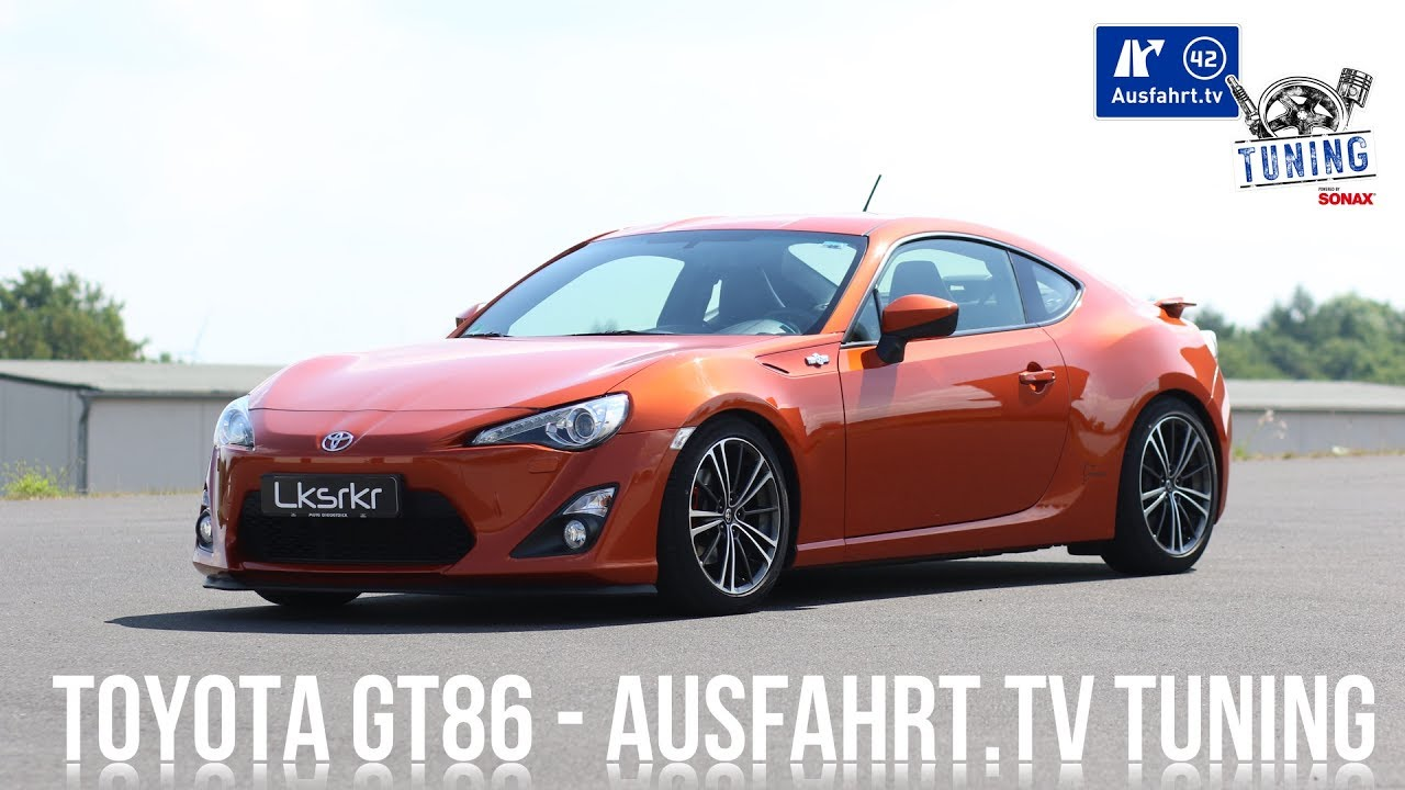 toyota gt86 tuning ausfahrt tv tuning folge 11 inkl carporn soundcheck youtube. Black Bedroom Furniture Sets. Home Design Ideas