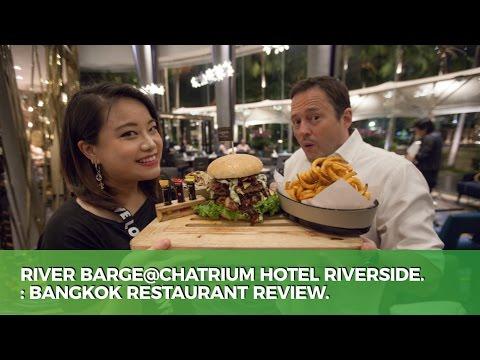 Chatrium Riverside Hotel Bangkok -  River Barge Signature Buffet Review