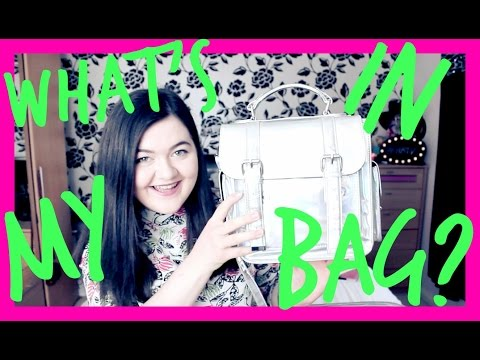 What's In My Bag [HOLLY'S] Henry Holland Iridescent Satchel