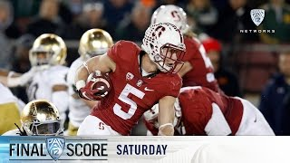 Highlights: No. 9 Stanford football completes comeback over No. 6 Notre Dame
