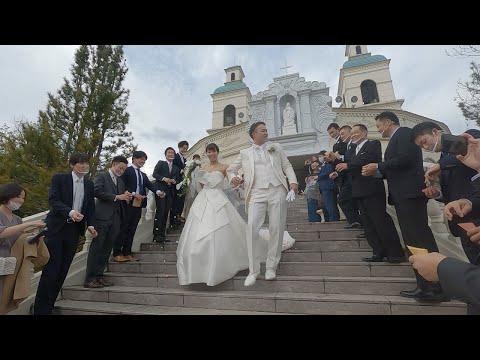 Musashi & Kaho アンジェリーナ 結婚式 エンドロール 山形 天童市(2020.11.22)