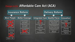 ACA and AHCA: Don Berwick Breaks It Down