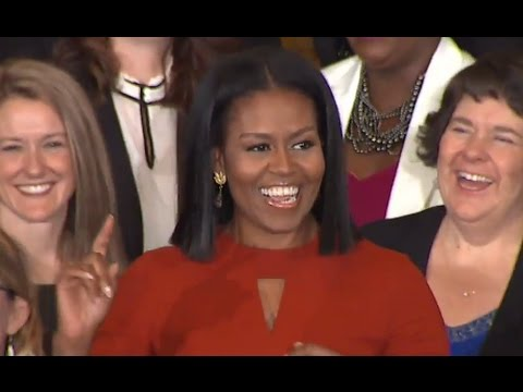 Michelle Obama Final Speech as First Lady | ABC News