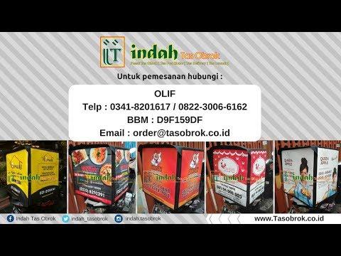 (0822-3006-6162) Jual Tas Delivery Makanan / Box Delivery Makanan Jakarta