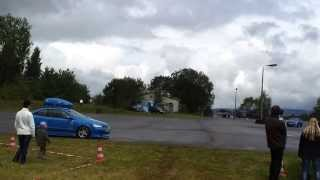 Drift Driften Tuning Treffen Opel Bad Boys Schleusingen 2012