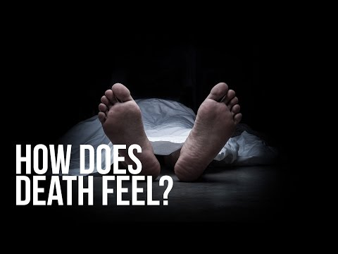 What Does Death Feel Like?