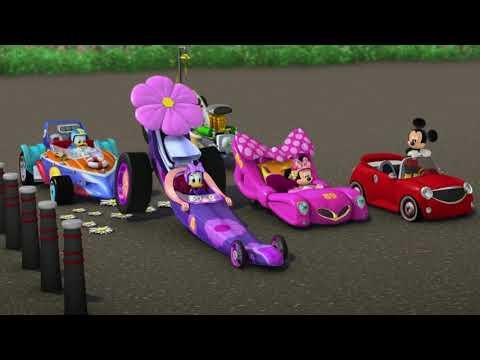 Микки и Весёлые гонки - Музыкальные видео! -  выпуск 07 - Лондонские приключения