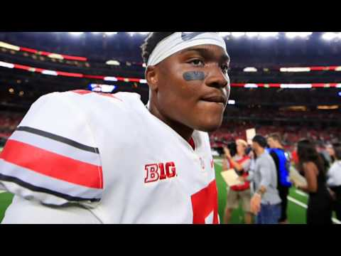 Who is Dwayne Haskins 'personal quarterbacks coach...