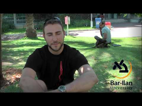 Why do your IMBA at Bar-Ilan University?