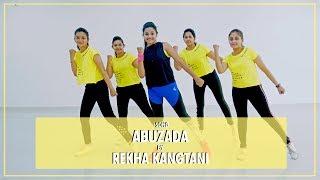 Abu Zada   Abusadamente   Fitnes Dance   Dance Choreography   Rekha Kangtani   MC Gustta e MC DG  
