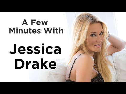 A Few Minutes with Jessica Drake