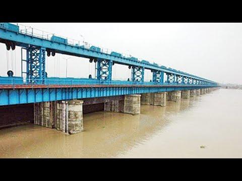Ganga Barrage   Lav Kush Barrage   Ganga Bairaj Kanpur   Kanpur Nagar   Uttar Pradesh   Manoj Singh