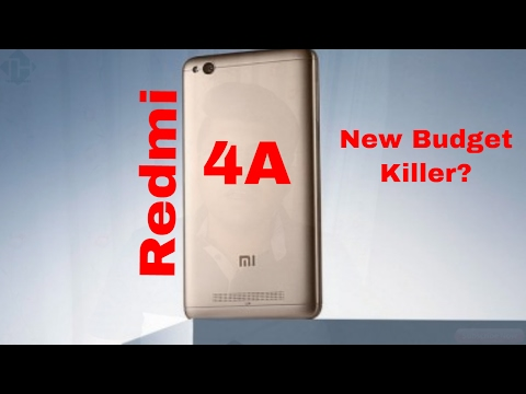 Xiaomi Redmi 4A Launched In India I Best Budget SmartPhone I My Opinion