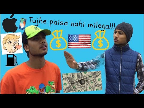 Nepali Student in America, EXPECTATIONS VS REALITY