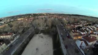 La Rosa de Luxemburgo - video aéreo - DJI Phantom 2