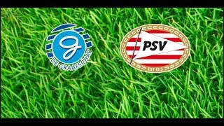 DE GRAAFSCHAP VS PSV LIVE MET DE VOETBALCOMMENTATOR (#110)