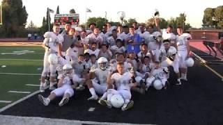 Heritage High School: JV Football 9-28-18