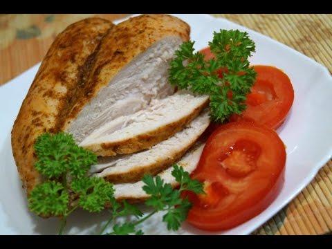 Как приготовить в мультиварке куриную грудку вкусно