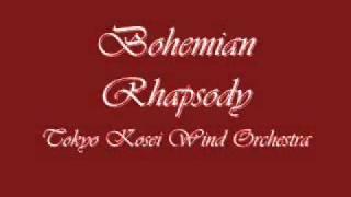 Bohemian Rhapsody. Tokyo Kosei Wind Orchestra.