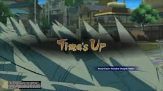 Hashirama vs Kakuzu Intense! NARUTO SHIPPUDEN Ultimate Ninja STORM 4 Player Match
