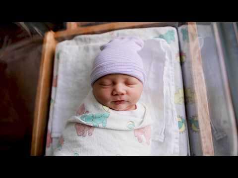 Fresh 48 Session | Tacoma General Hospital Baby Photographer