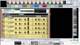 Reason 404: Recording and Producing Vocals - 15. Insert Effect Chain Presets