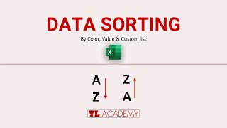 Sort Data in Excel within 2 Minutes | Shortcut to Data Sorting in Excel