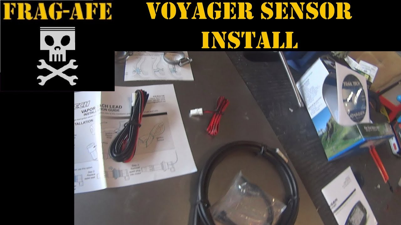Voyager Install Part 2 Klr Rehab 7 Youtube Trike Kit Wiring Diagram