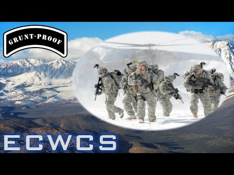 US Army Extended Cold Weather Clothing System (ECWCS) And How Soldiers Actually Use It