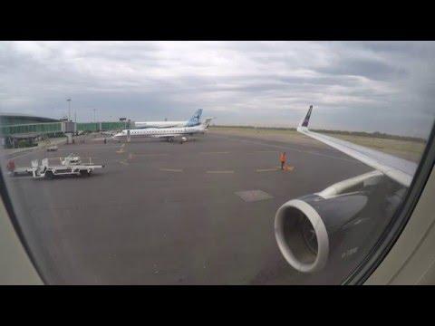 VOI671 Culiacan - Guadalajara MMCL-MMGL Vuelo completo pax view Full flight HD