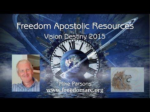 Vision Destiny 2015