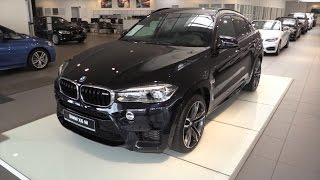 BMW X6 M 2016 In Depth Review Interior Exterior(Hello and welcome to Alaatin61! YouTube's collection of automotive variety! In today's video, we'll take an up close and in depth look at the new 2016 BMW X6 ..., 2015-04-12T09:58:14.000Z)