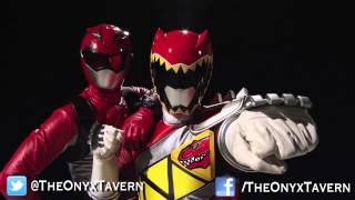 The Onyx Tavern: #34 Zyuranger in Kyoryuger vs Go-Buster movie