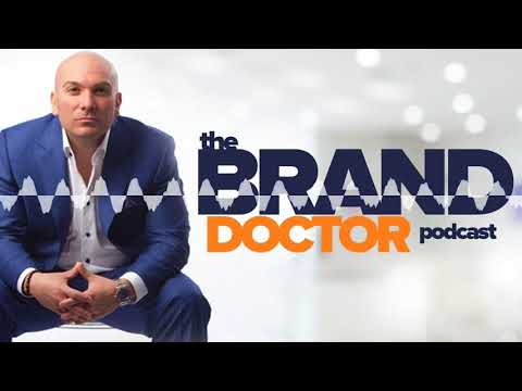 Mindset Tips For Building Your Brand – The Brand Doctor Podcast Ep 66- Henry Kaminski Jr with...