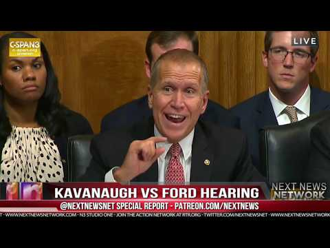"""BOOM! Sen Tillis Just EXPOSED The Dems Next Target In Their APPALLING """"Search and Destroy"""" Agenda"""
