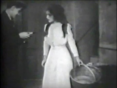 """Bobby the Coward"" (1911) director D. W. Griffith starring Robert Harron"