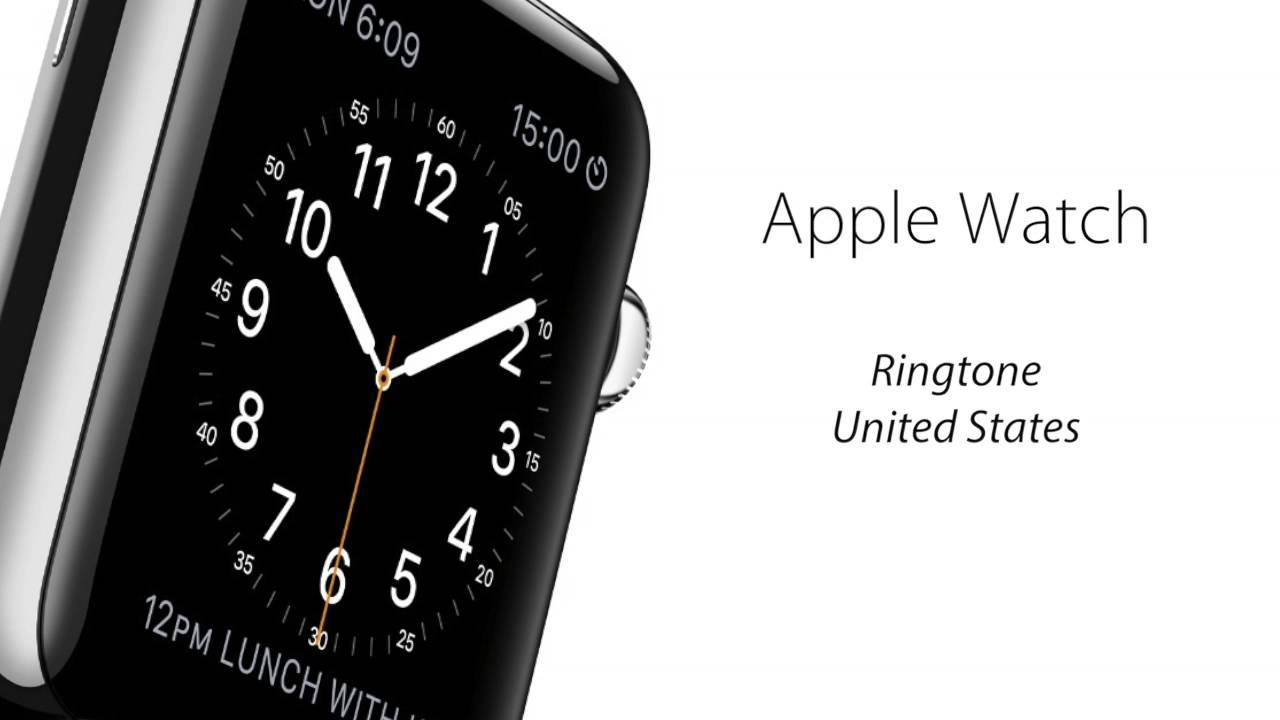 apple watch ringtone