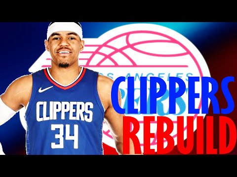 2 STARS IN ONE OFFSEASON!?!? LOS ANGELES CLIPPERS REBUILD!! NBA 2K19