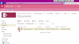 How to Check out a file in SharePoint Online - Microsoft Office 365 Tips
