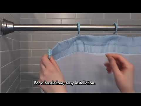 Maytex Smart Curtains: Bath