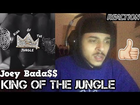Joey Bada$$ | King Of The Jungle | REACTION