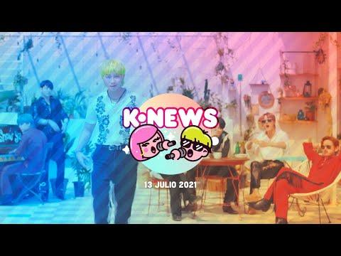 """Elton John muestra su apoyo a BTS con """"Permission to Dance""""   KNews"""