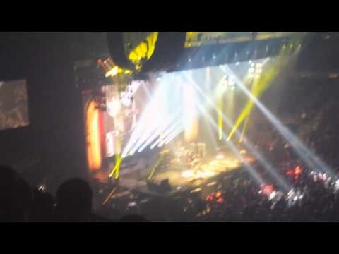 Rush - live in Detroit - 2015 - The Palace at Auburn Hills - small clips