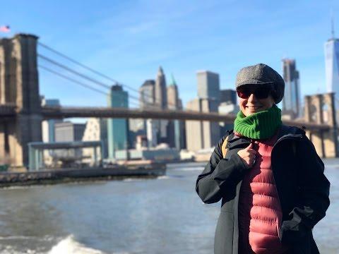 Zorlu Bir New York Macerası (vlog nyc trip manhattan brooklyn)