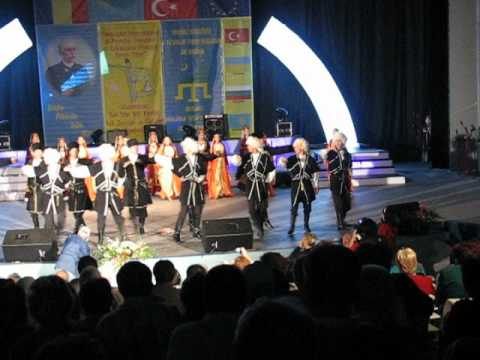 Tribute to the Nogay Culture at Tatar Festival in Romania 2011, Yildizlar Group