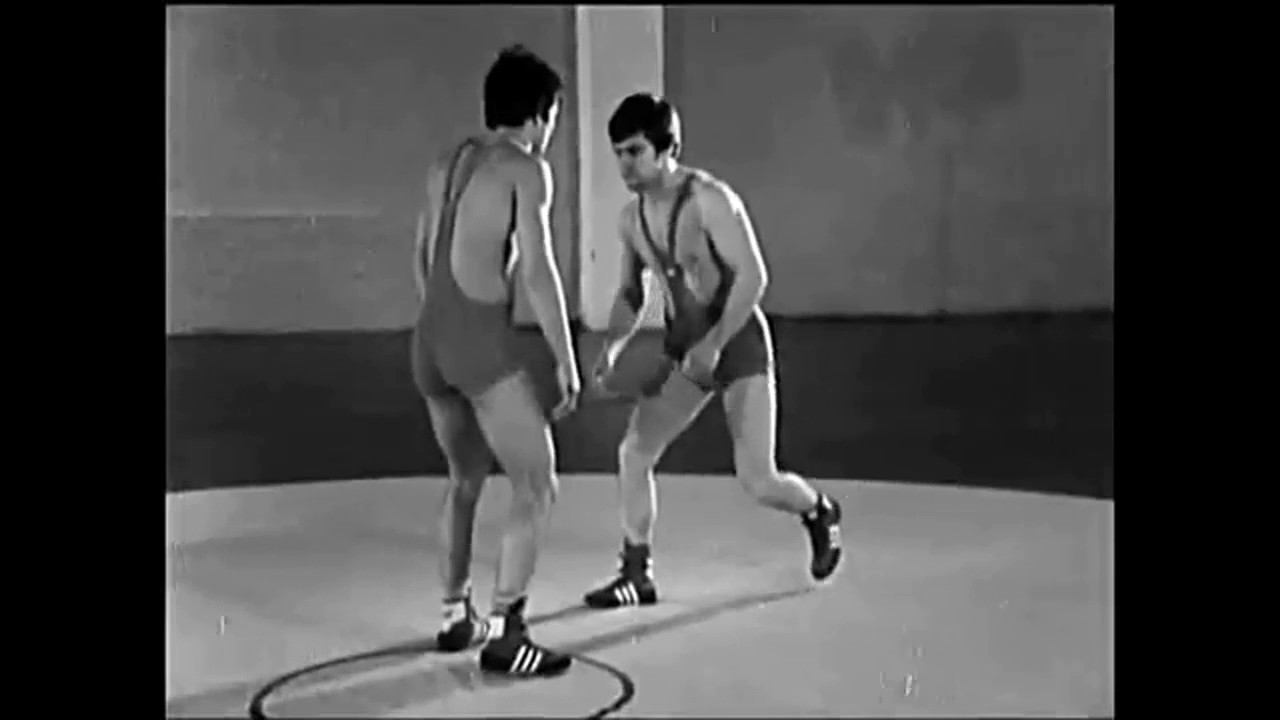 wrestling video Vintage