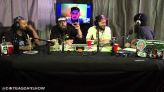 THE DIRTBAG DAN SHOW Episode 39 feat. Rone, Madness, Caustic, Abel A & Skylar G