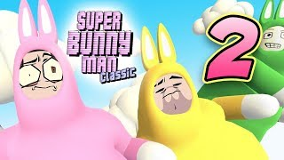 Super Bunny Man: Working Together (Not Really) - PART 2 - Game Grumps