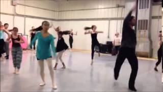 Master Classes with Maria Kowroski and Martin Harvey