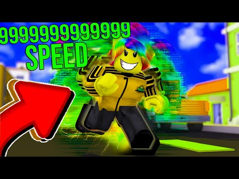 The Owner Gave me OWNER ONLY SPEED COMMANDS *TOO FAST* (Roblox Speed City Simulator)